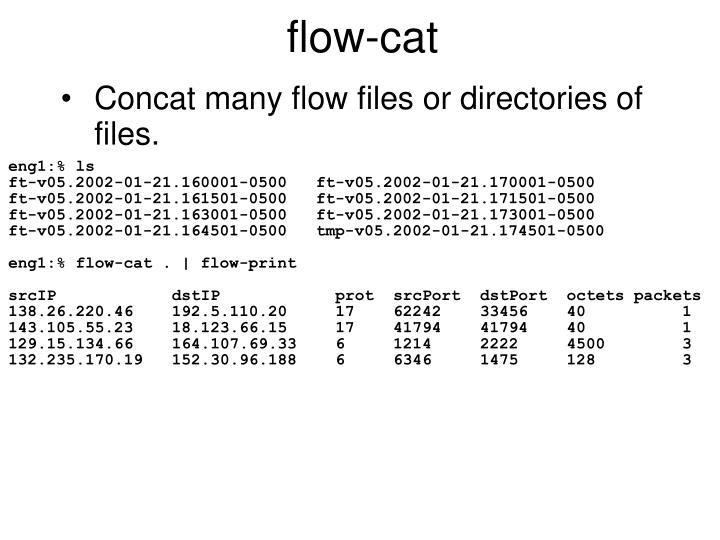 flow-cat