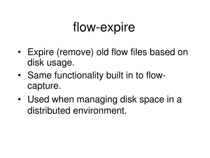 flow-expire