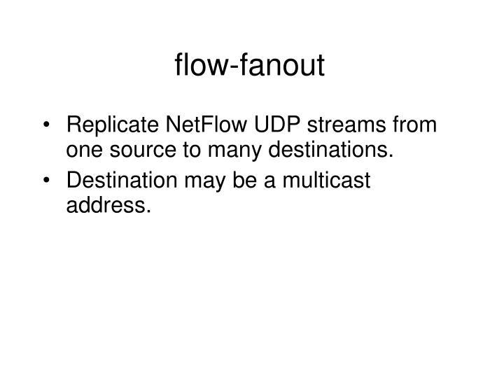flow-fanout