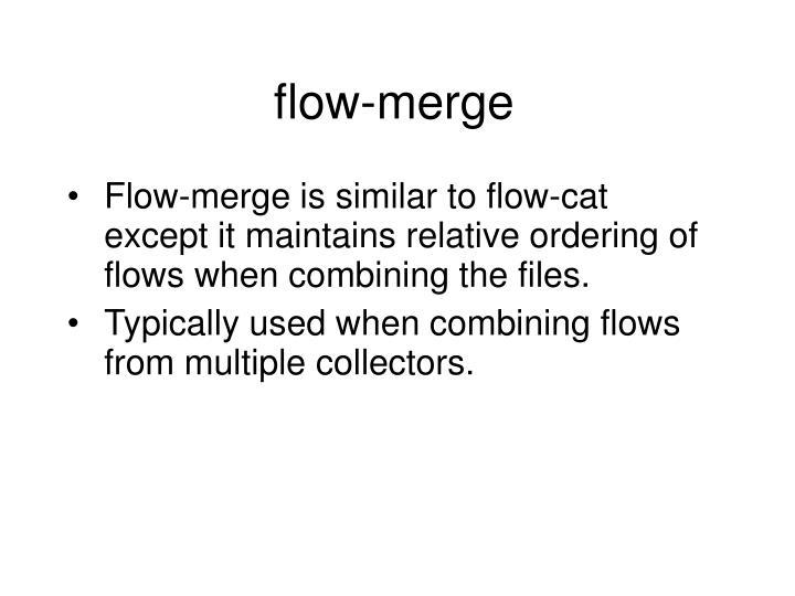 flow-merge