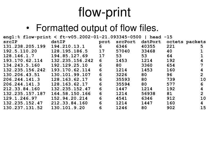 flow-print
