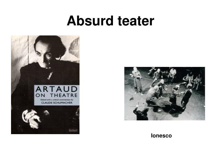 Absurd teater