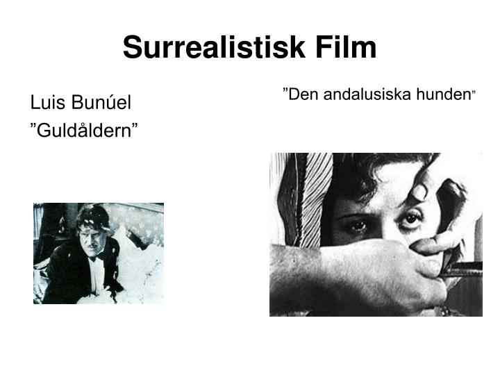 Surrealistisk Film