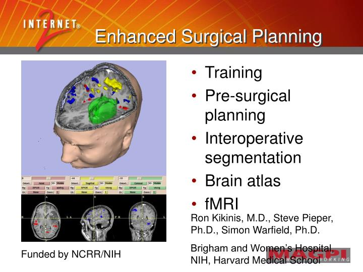 Enhanced Surgical Planning