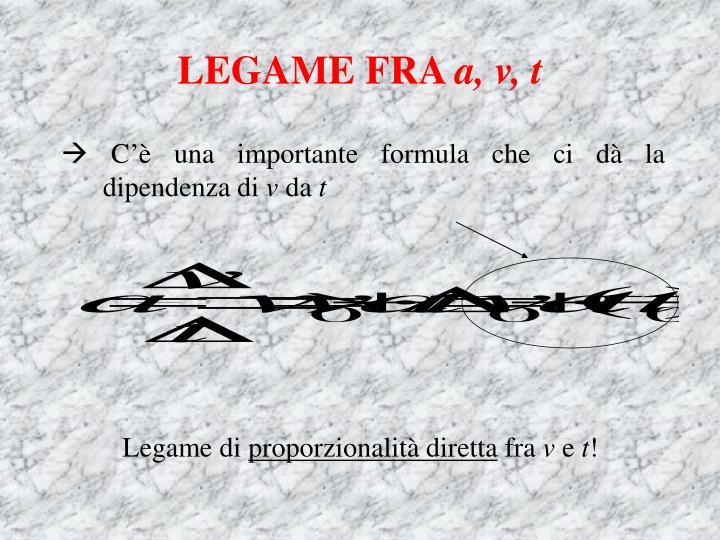 LEGAME FRA