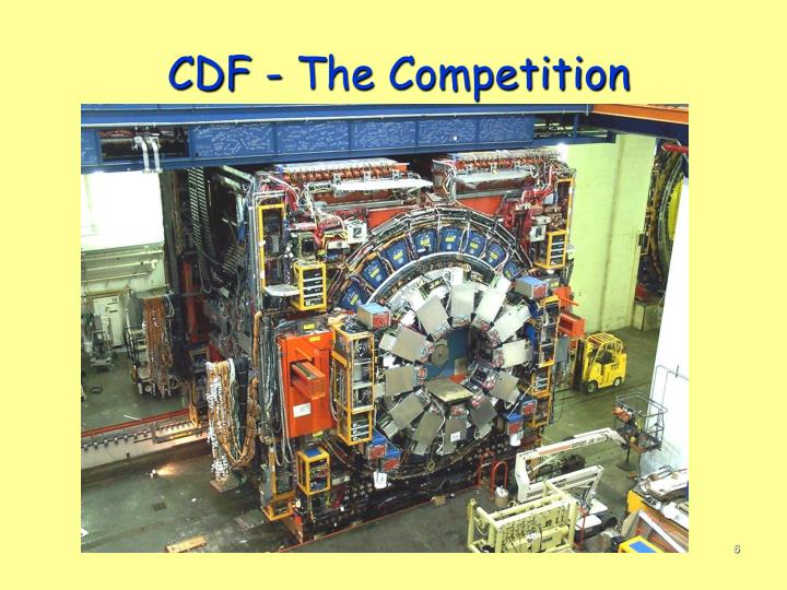 CDF - The Competition