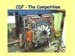 cdf the competition