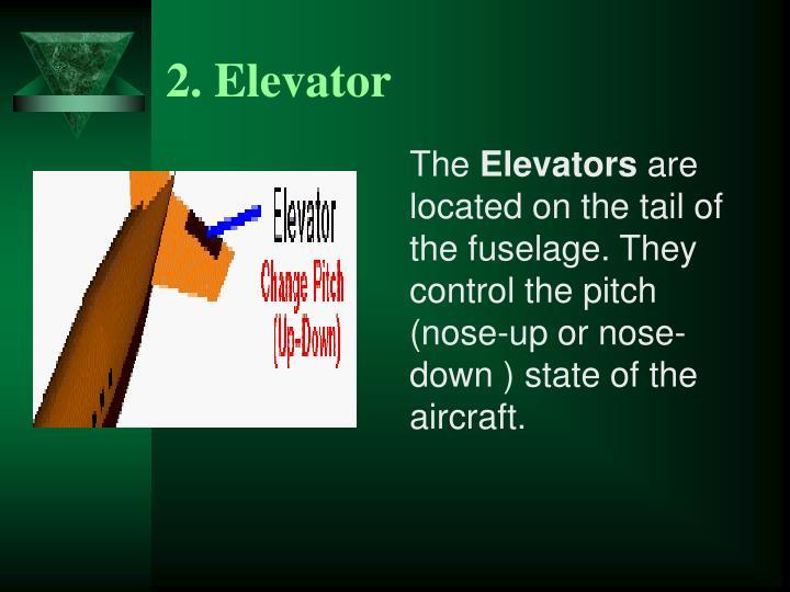 2. Elevator