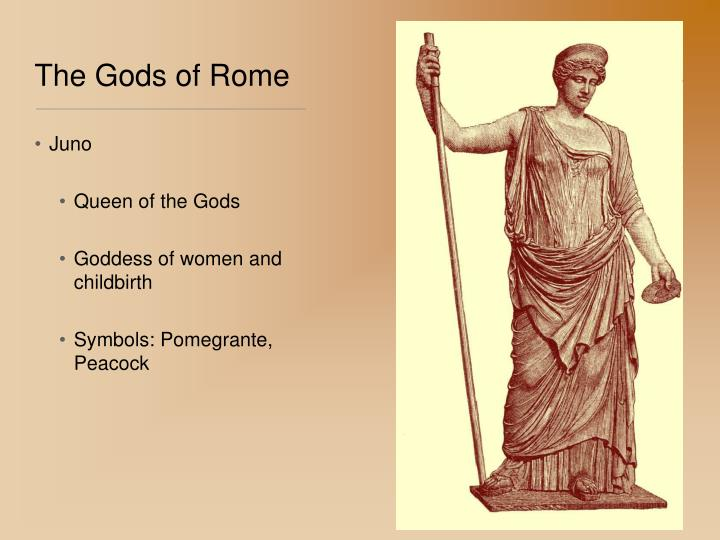 The Gods of Rome