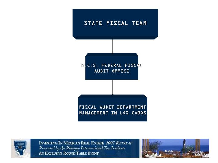 STATE FISCAL TEAM