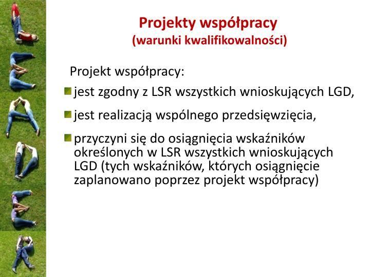 Projekty współpracy