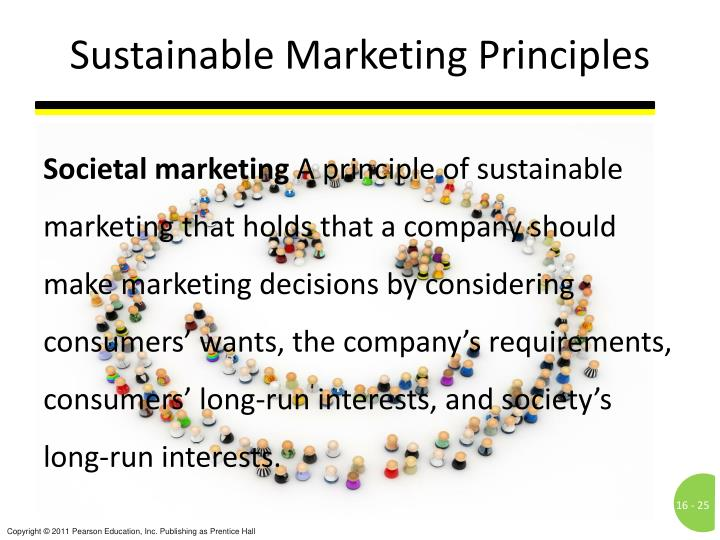 what is sustainable marketing Marketing and sustainable development, but it does provide a starting point to think about the key issues in your company today the briefing guides you through a.