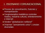 1 escenario comunicacional