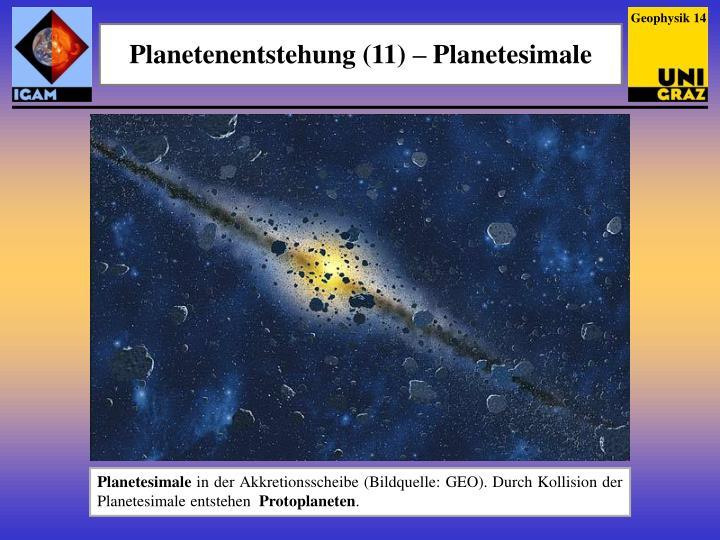 Geophysik 14