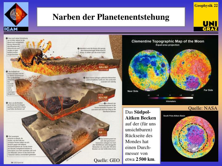 Geophysik 22
