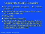 updating the neafc convention1