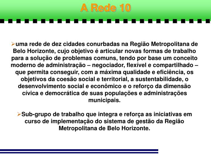 A Rede 10