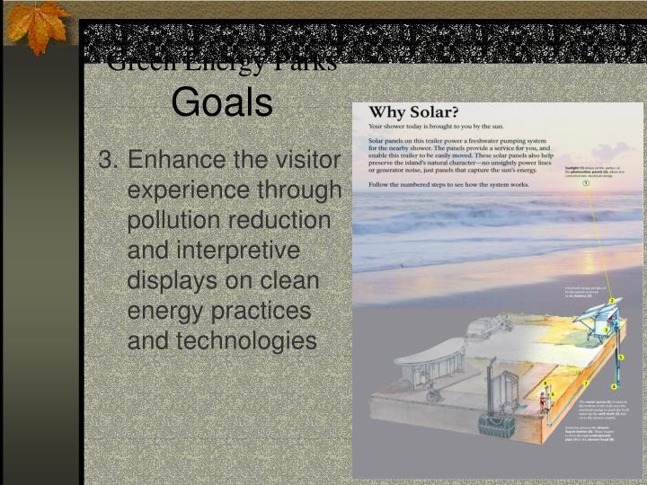Green Energy Parks