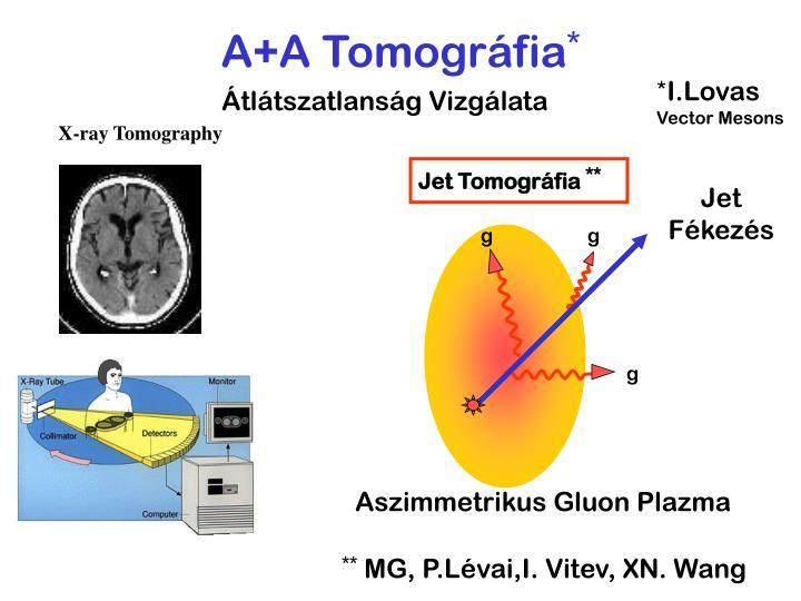 A+A Tomogr