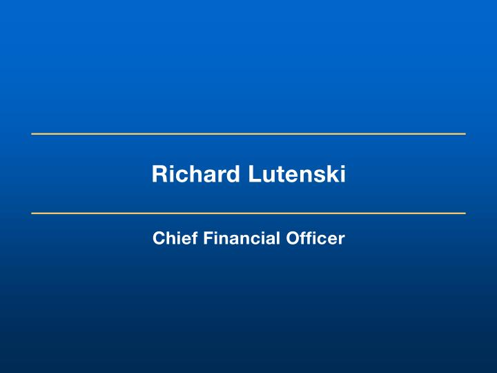 Richard Lutenski