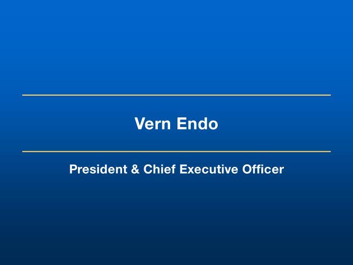 Vern Endo