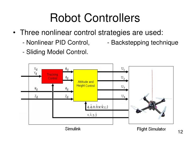 Robot Controllers
