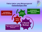 faktor faktor yang mempengaruhi perkembangan ritel