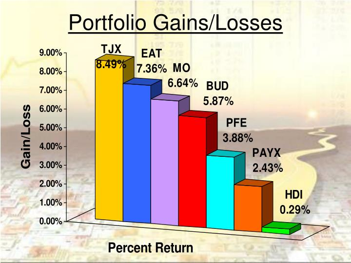 Portfolio Gains/Losses