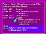 finance money by region or country other regions or countries europe2