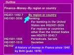 finance money by region or country2