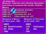 museums collectors and collecting description and history of museums by country america mexico