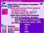 n number countries old way 1