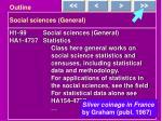 social sciences general