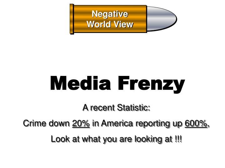 Negative World View