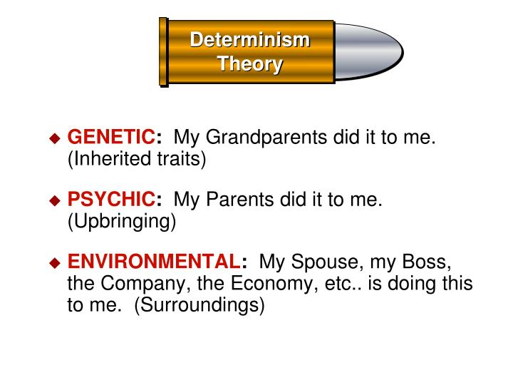 Determinism Theory