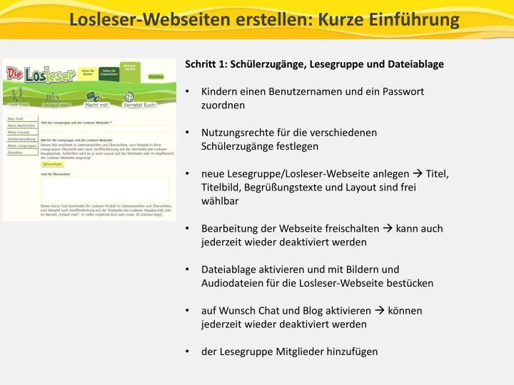 Losleser