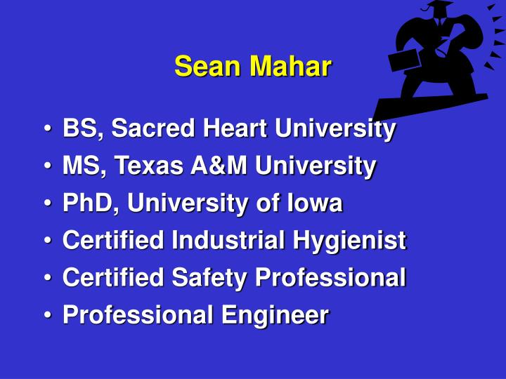 Sean Mahar