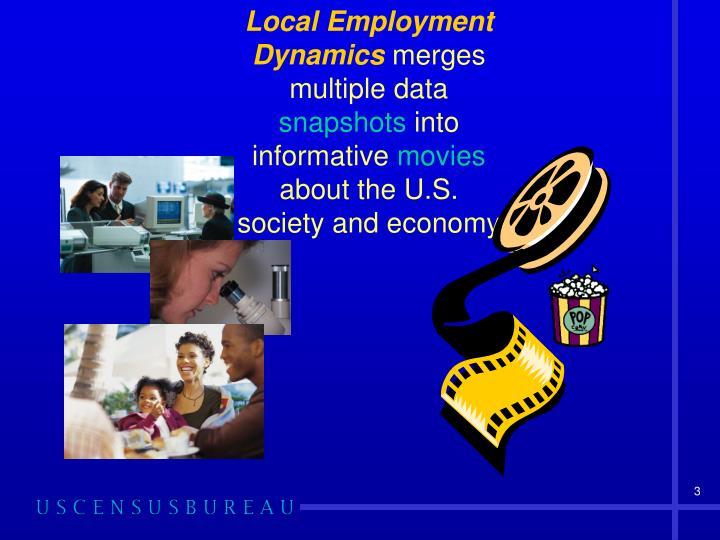Local Employment Dynamics