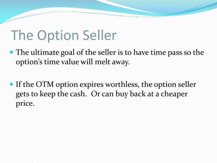 The Option Seller