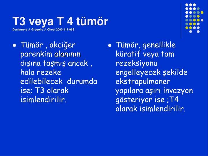 Tümör , akciğer parenkim