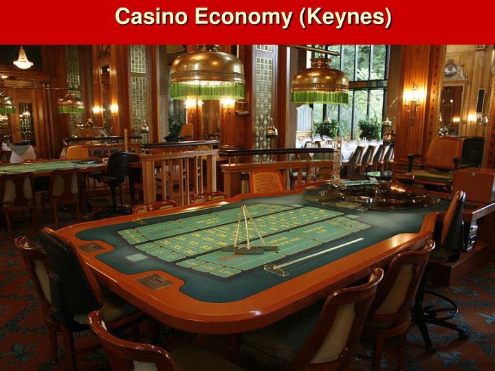 Casino Economy (Keynes)