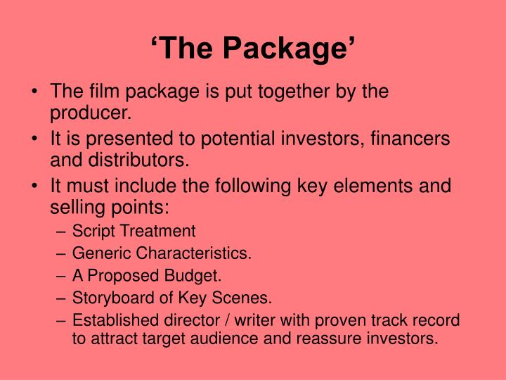 'The Package'