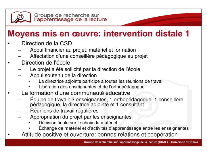 Direction de la CSD