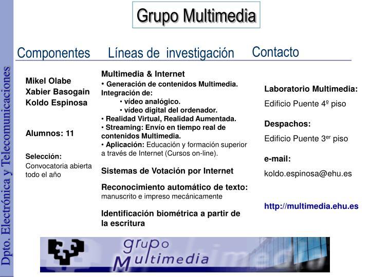 Grupo Multimedia