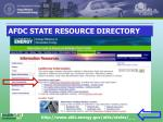 http www afdc energy gov afdc states