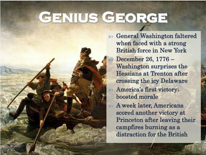 Genius George
