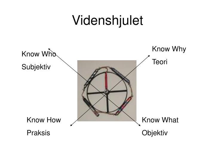 Videnshjulet
