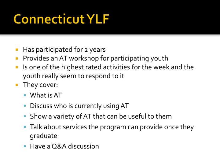 Connecticut YLF