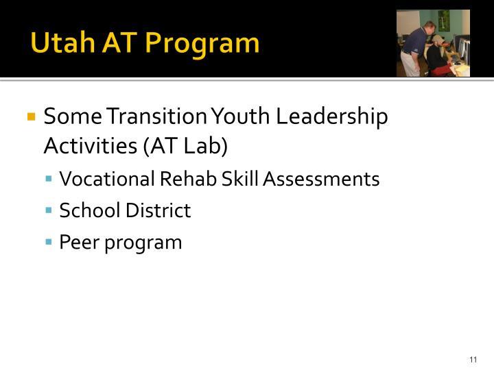 Utah AT Program