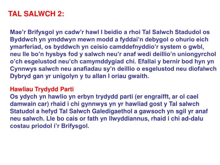 TAL SALWCH 2: